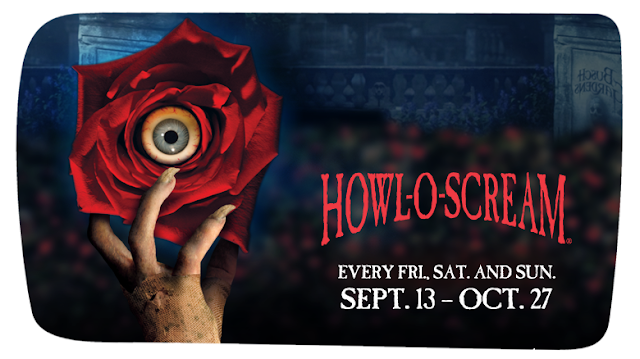 Busch Gardens Howl O Scream 2013 Dates Hampton Roads Guide