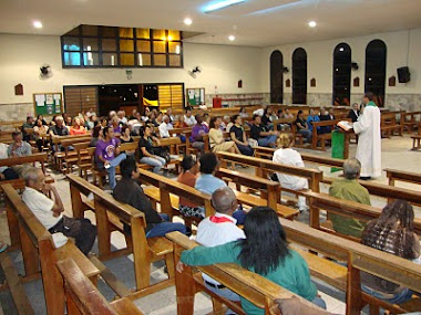 Missa Diocesana Paroquia Santa Edwiges