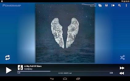 Poweramp Music Player Full v2.0.9 Build 561 Apk