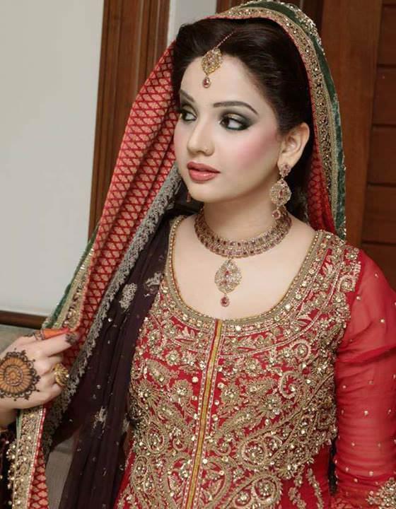 Pakistani Bridal Makeup Ideas For 2016 ~ Fashionip