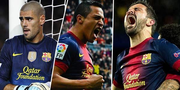 Bidik 3 Pilar Barca, Arsenal Siapkan Rp569 Miliar