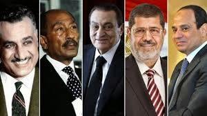 رؤساء مصر 2
