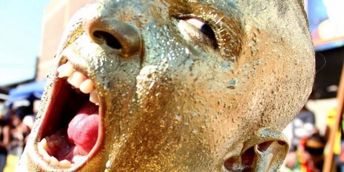 Rey Momo del Carnaval de Barranquilla 2015
