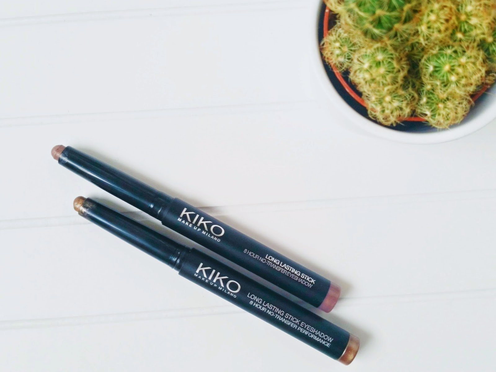 kiko long lasting eyeshadow pencils