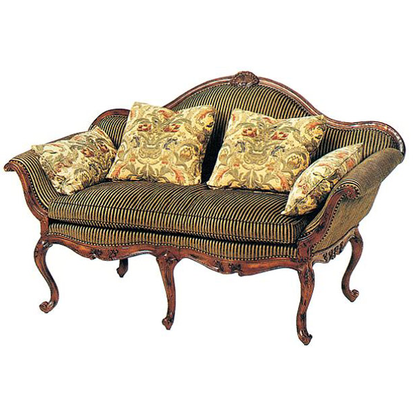 My antique world french rococo style in furniture for Baroque reproduction furniture