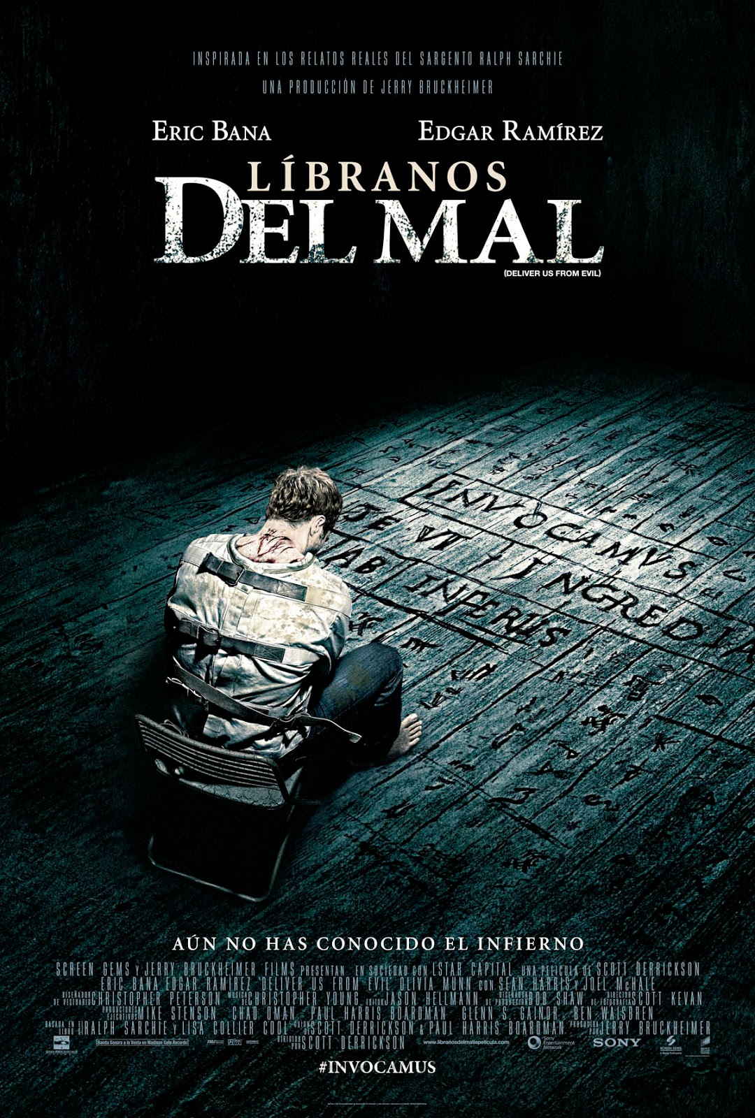 Deliver Us From Evil (Líbranos Del Mal) (2014)
