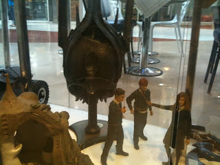 The Golden Trio Action Figures