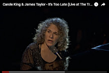 CAROLE KING & JAMES TAYLOR - It's Too Late