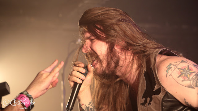 hardforce christographe kvelertak glazart paris 2013