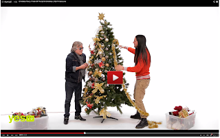 image Christmas Special - José Feliciano with Canadian band A Walk Off The Earth in It's A Wonderful Mic Christmas Tree Decoratiing Contest