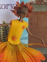 Miss Hickory Doll