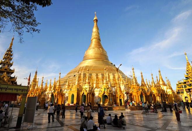 Visitando Myanmar