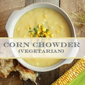 Corn Chowder Recipe