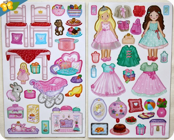 Magnetic Book my Style Princess