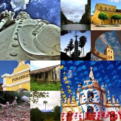 Cidades Sede do Cariri Cangaço