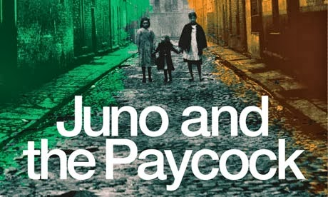 paycock essay Communications essay juno and the paycock juno and the paycock, is a famous irish play by sean o'casey the play is set in the dublin working class tenements during the irish civil war it is the second in a trilogy of plays set in 1922 dublin.