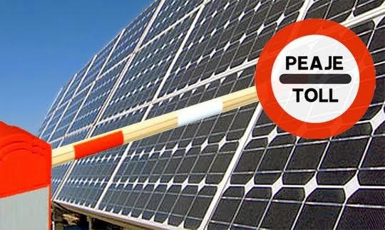 Firma a favor del autoconsumo de electricidad sin peajes