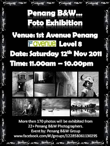 Penang B&W exhibition