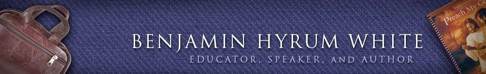 Benjamin Hyrum White