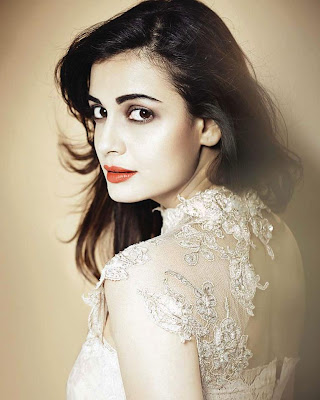 Dia Mirza looking hot on Hello! India Magazine - May 2013