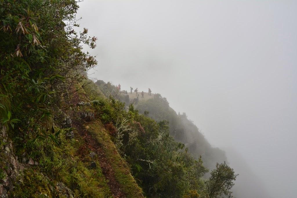 Waynapicchu fog