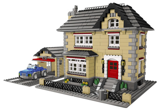 4954 - Model Town House (2007)