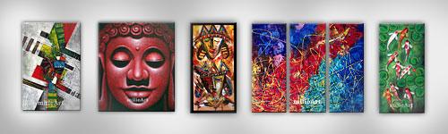 Galeri lukisan online yogyakarta koleksi lukisan kami di web ini