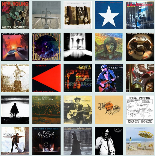 Neil Young News: Neil Young Albums From Worst To Best ...