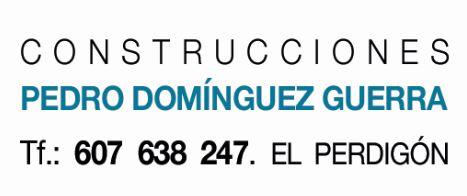 CONSTRUCCIONES PEDRO DOMÍNGUEZ GUERRA