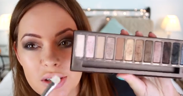 Tanya burr makeup tutorials celebrity