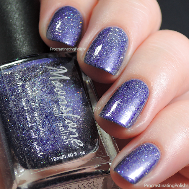 Moonstone Nail Polish - Cosmic Love | Long & Lost collection