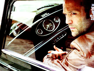 Jason Statham in Car HD Wallpaper