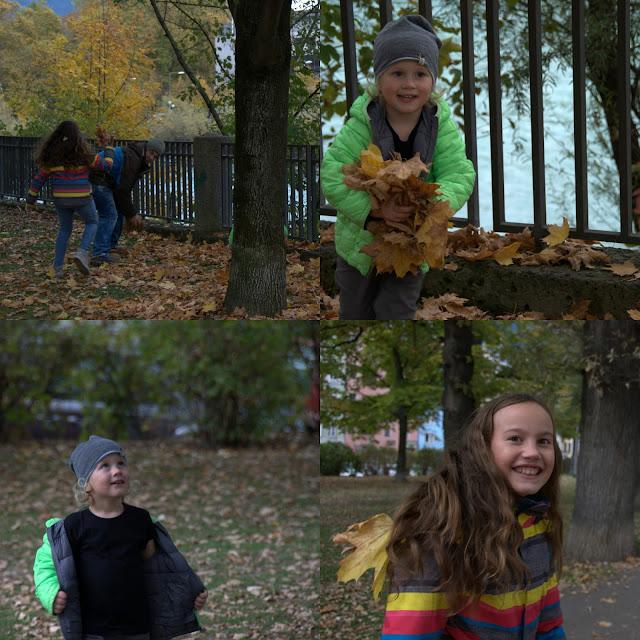 familie, Herbst, tirolliebe