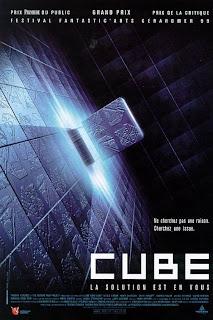 El Cubo / Cube Poster