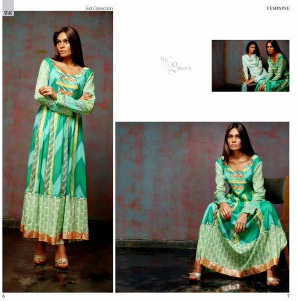 Feminine Eid Collection 2014