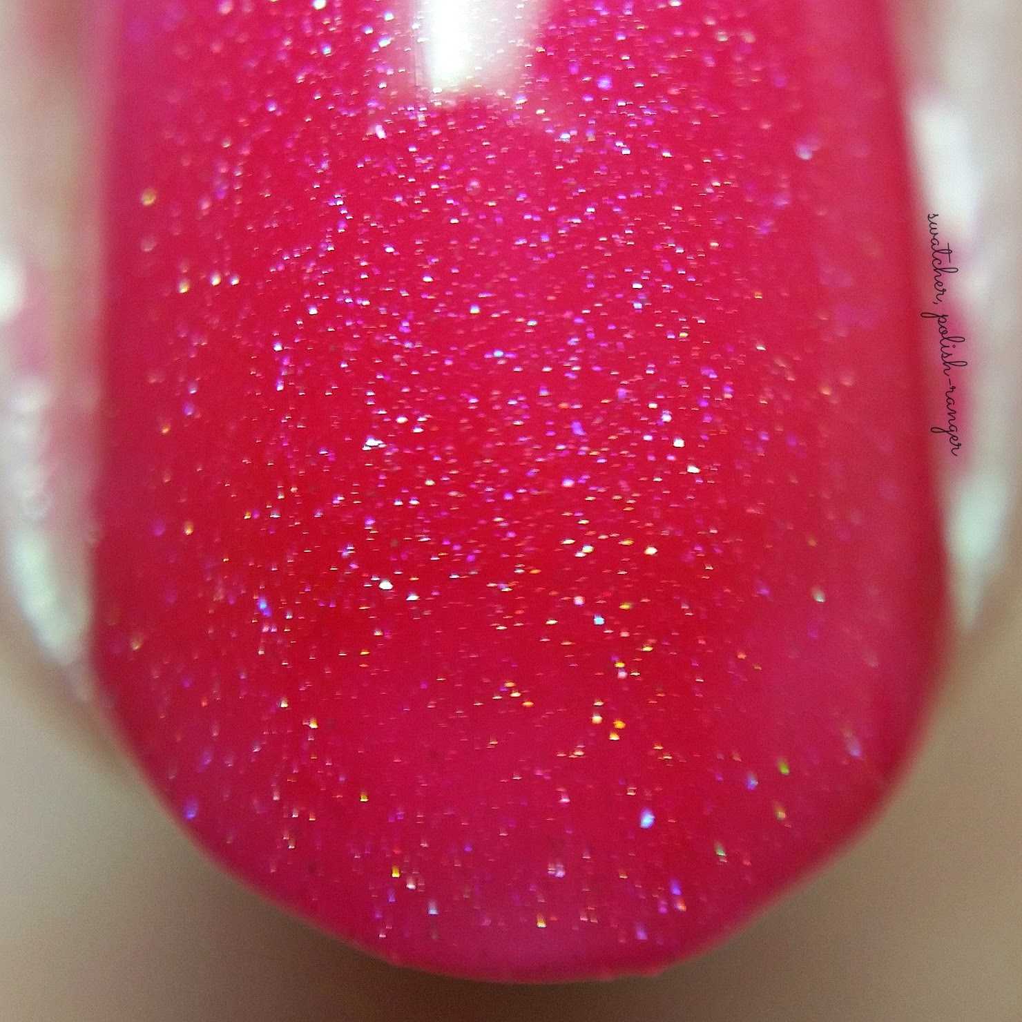 Finger Lickin' Lacquer Apple Tart swatch