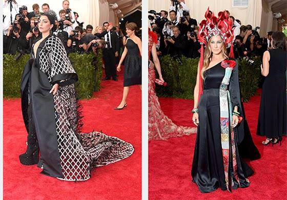 Lady Gaga y Sarah JEssica Parker