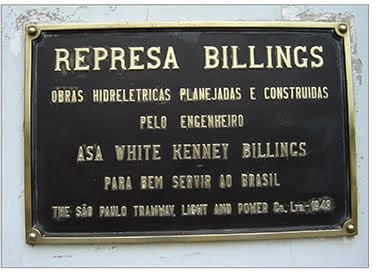 REPRESA BILLINGS PLACA INAUGURATIVA 04