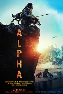 Alpha 2018 English Movie Download HDCAM 720p