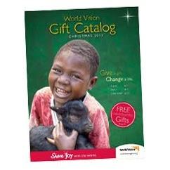 charitable gift catalog