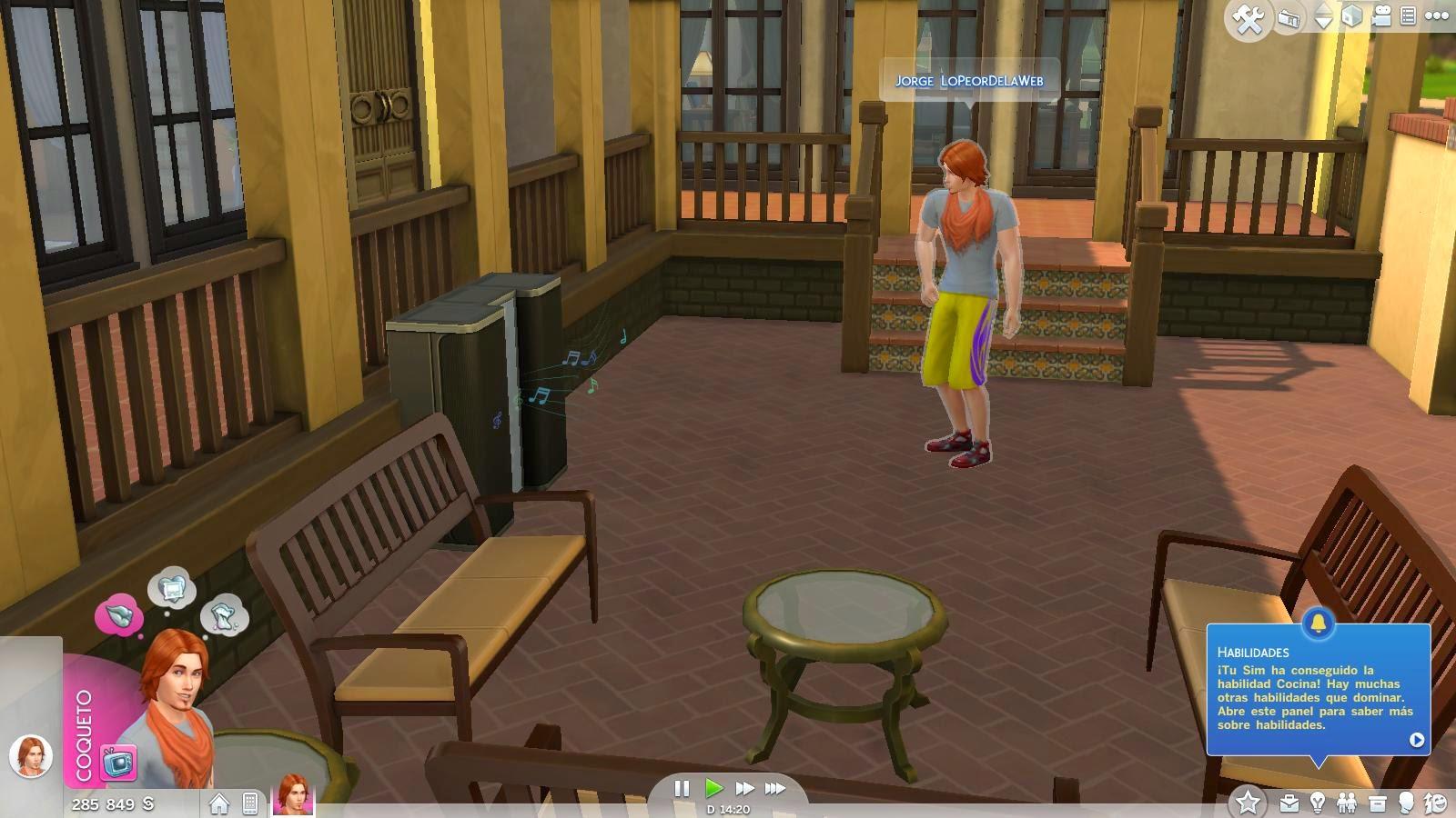 Los Sims 4 PC Full Español [MG]