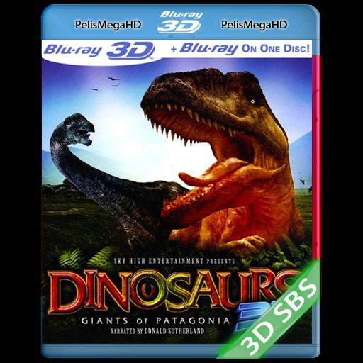 DINOSAURIOS GIGANTES DE LA PATAGONIA (2007) 3D SBS 1080P HD MKV ESPAÑOL