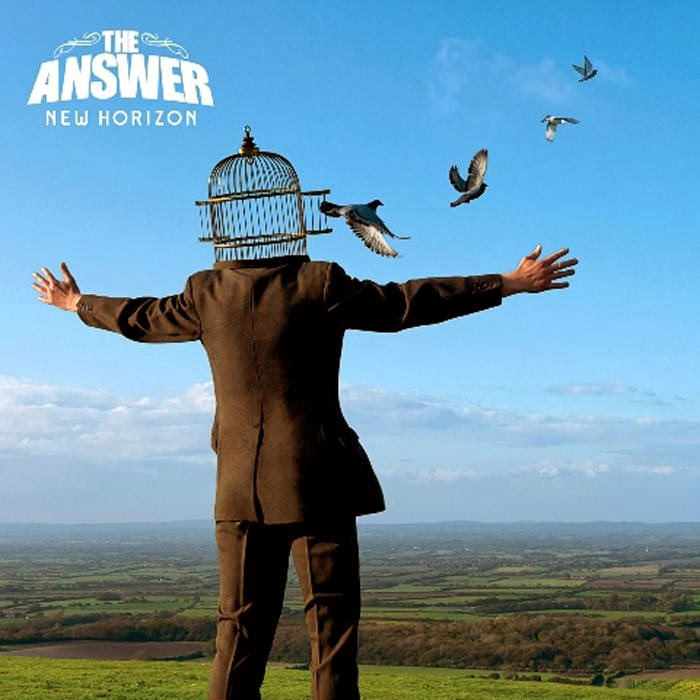 New Horizon (2013) - The Answer