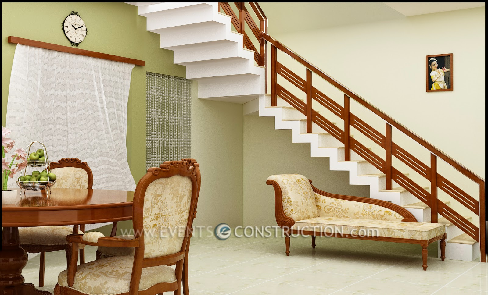 Wooden Staircase Railing Designs In Kerala Crowdbuild For