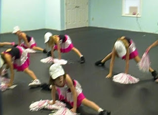 7 year old charlotte dance classes