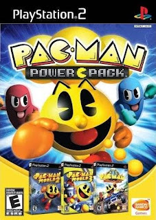 Pac-Man Power Pack Ps2 Iso Ntsc Mega Juegos Para PlayStation 2