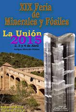 XIX FERIA DE MINERALES Y FÓSILES