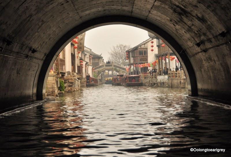 ShanTang Old Street Canal, Suzhou, China