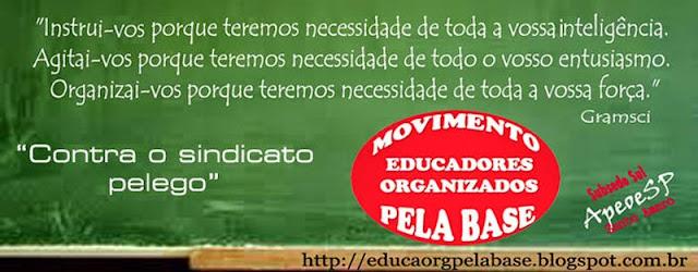 Movimento Educadores Organizados Pela Base