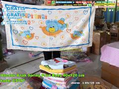 Handuk Anak Spring Print Baby 60×120 Cm